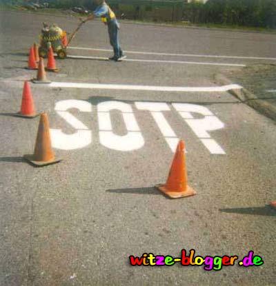 STOP oder SOTP