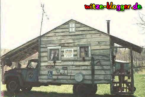 Wohnmobil einmal anders