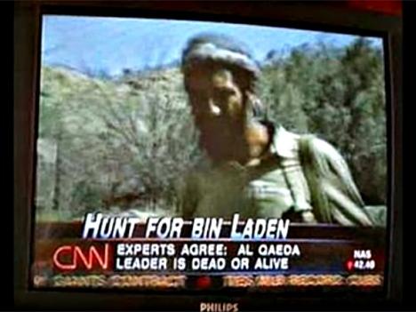 Osama Bin Laden ist tot oder lebendig