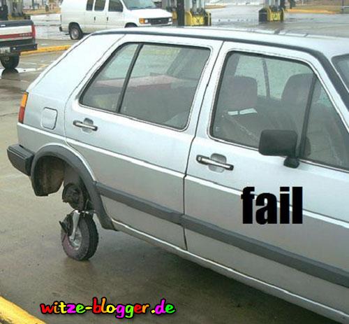 lustige auto