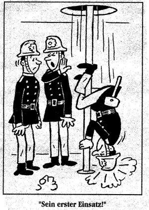 Feuerwehr Witze