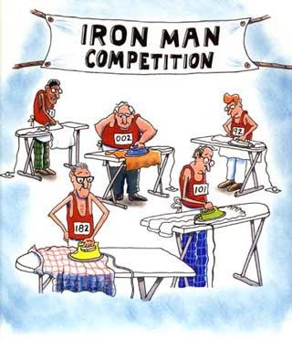 Iron Man  - Cartoon