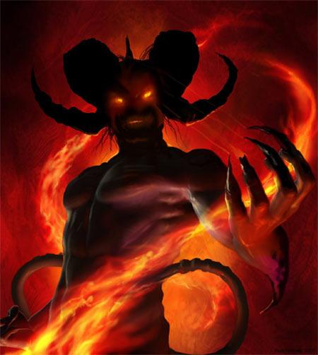 Bonusfrage in einer Klausur: Ist die Hölle exotherm oder endotherm