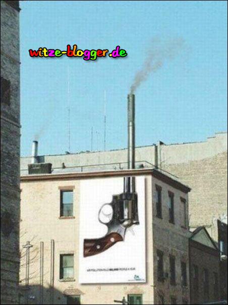 Revolver Kamin