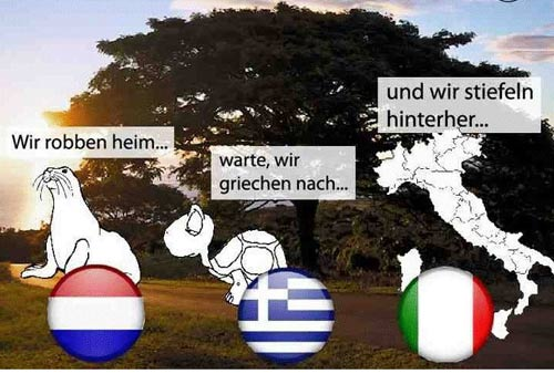 Deutschlands Gegner EM 2012