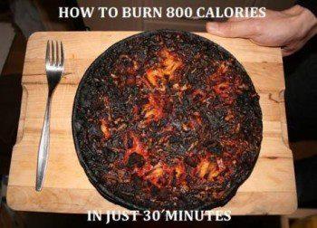 Kalorien verbrennen