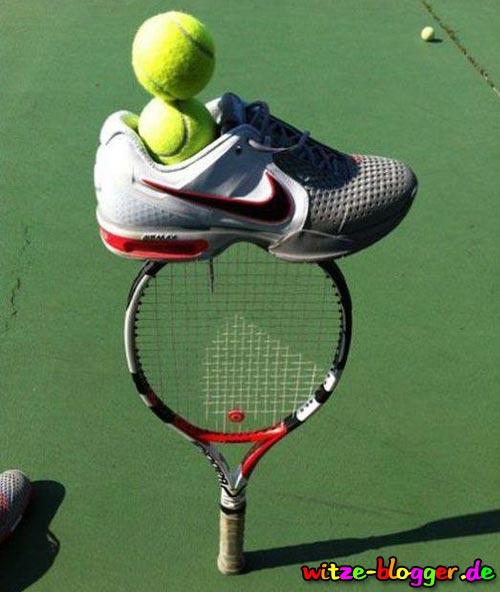 Tennis Balance