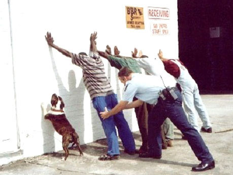 Lustige Polizei Bilder