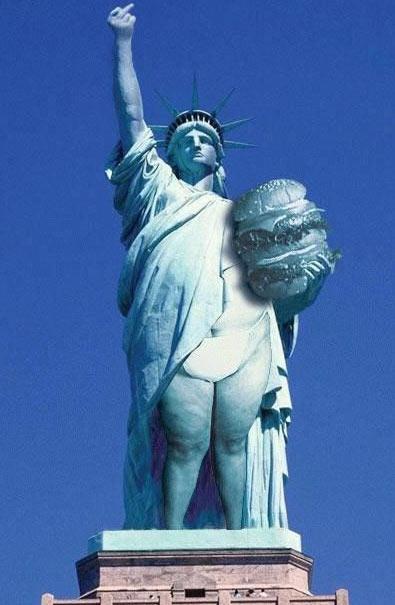 USA / Amerikaner Witze